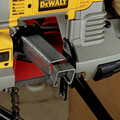 Factory Reconditioned Dewalt DWM120R Heavy Duty Deep Cut Portable Band Saw image number 18