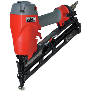 SENCO 6G0001N FinishPro35MG ProSeries 15-Gauge 2-1/2 in. Angled Finish Nailer