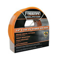 Freeman PPH100WF Polyurethane Polymer Hybrid 100-Foot Air Hose with 1/4 in. NPT Fittings image number 5