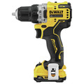 Dewalt DCD701F2 XTREME 12V MAX Brushless Lithium-Ion 3/8 in. Cordless Drill Driver Kit (2 Ah) image number 2