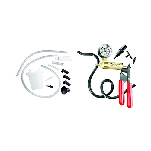 Actron CP7835 24 in. Hand Vaccum Pump with Brake Bleed Kit image number 0