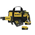 Dewalt DCF620CM2 20V MAX XR Brushless Lithium-Ion Cordless Drywall Screw Gun with Collated Screw Gun Attachment Kit (4 Ah) image number 0