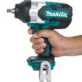 Makita XWT08Z 18V LXT Lithium-Ion Brushless High Torque 1/2 in. Square Drive Impact Wrench (Tool Only) image number 1