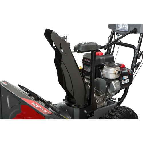 Briggs & Stratton 1696619 250cc 27 in. Dual Stage Medium-Duty Gas Snow Thrower with Electric Start image number 9