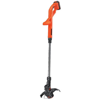 Factory Reconditioned Black & Decker LST201R 20V MAX 1.5 Ah Cordless Lithium-Ion 10 in. String Trimmer/Edger image number 0
