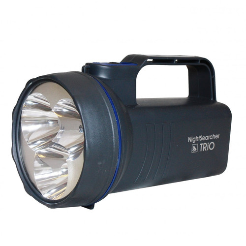 NightSearcher 511600 Trio Rechargeable Lithium-Ion Long Running LED Searchlights
