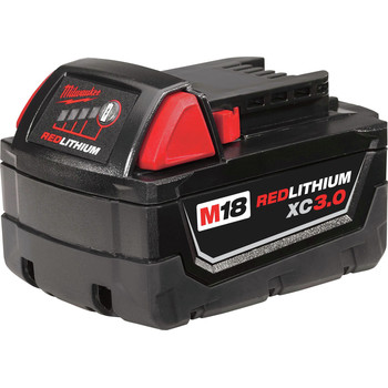 Milwaukee 2696-26 M18 18V Cordless Lithium-Ion 6-Tool Combo Kit image number 13