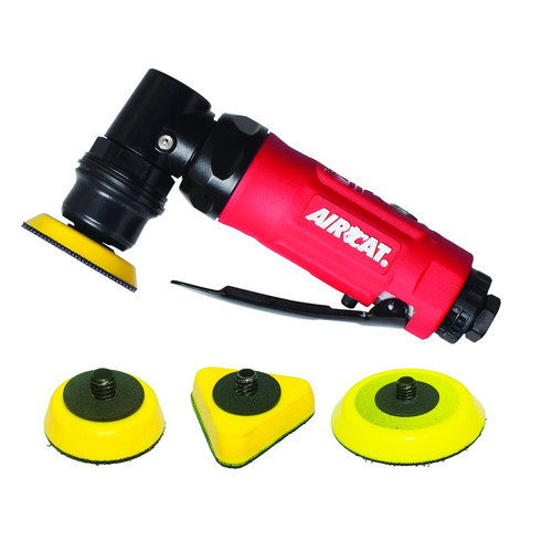 AIRCAT 6320 Orbital Spot Sander and Polisher