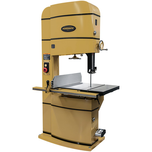 Powermatic PM2415B-3 5 HP 3-Phase 24 in. x 15 in. Vertical Band Saw image number 0