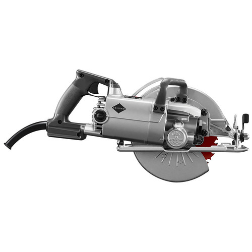 SKILSAW SPT78W-22 15 Amp 8-1/4 in. Aluminum Worm Drive Saw image number 2