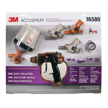 3M 16580 PPS Accuspray Spray Gun System