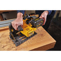 Dewalt DCS520ST1 FLEXVOLT 60V MAX 6-1/2 in. (165mm) Cordless Track Saw Kit with 59 in. Track image number 8