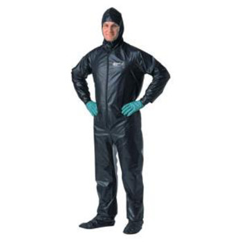 Shoot Suit 2003 Black Painter's Suit (X-Large) image number 0