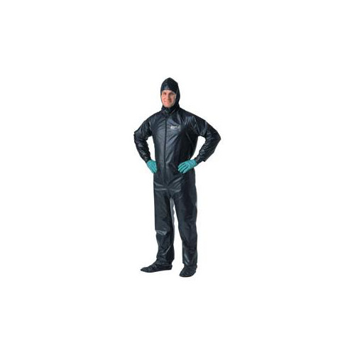 Shoot Suit 2001 Black Painter's Suit (Medium)