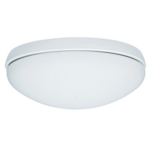 Hunter 99159 Low Profile White Frosted Glass Light Kit