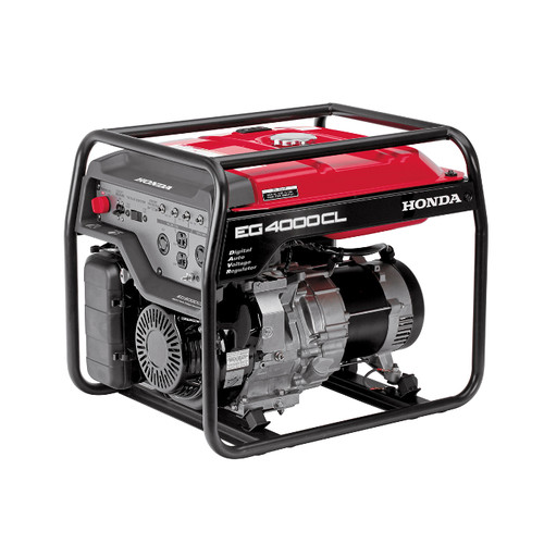 Honda EG4000 4,000 Watt Portable Generator with DAVR Technology (CARB)