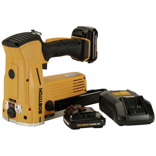 Bostitch DSW-3519 12V Max Cordless Lithium-Ion 19mm Carton Closer