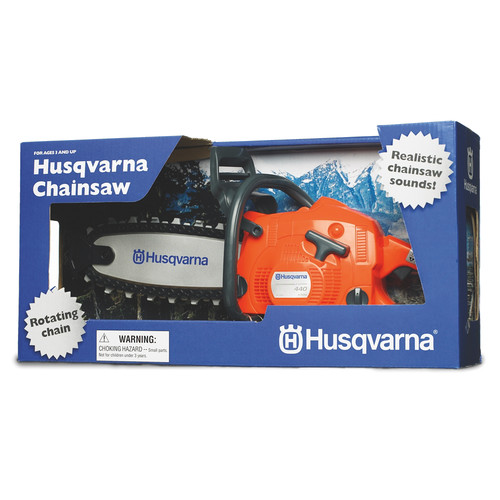 Husqvarna 522771101 Toy Chain Saw