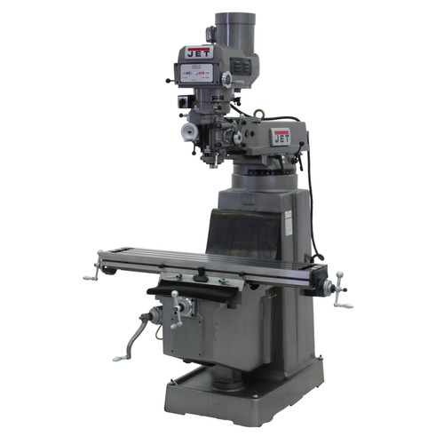JET JTM-1050 Variable Speed Vertical Milling Machine