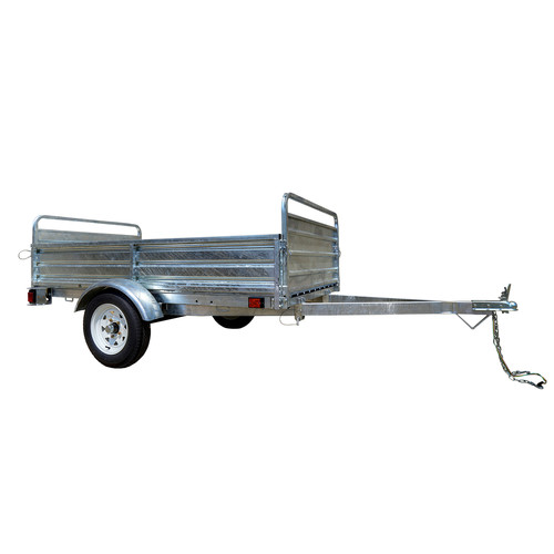 Detail K2 MMT5X7G 5 ft. x 7 ft. Multi Purpose Utility Trailer Kits (Galvanized) image number 0