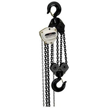 JET L100-150WO-30 1-1/2 Ton Capacity Hoist with 30 ft. Lift and Overload Protection