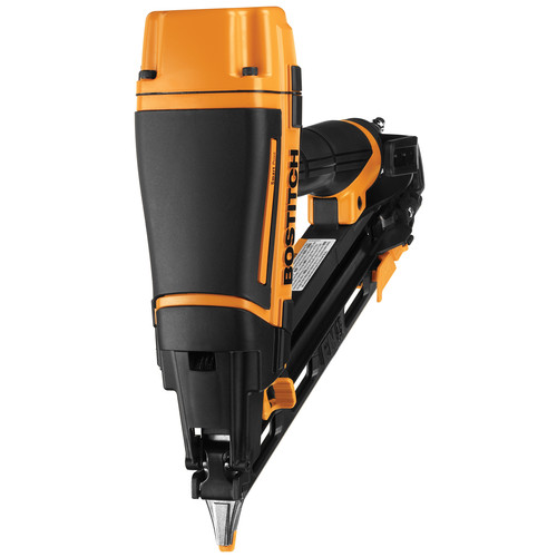 Factory Reconditioned Bostitch BTFP72156-R Smart Point 15-Gauge FN Style Angle Finish Nailer Kit