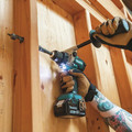 Makita XPH14T 18V LXT Brushless Lithium-Ion 1/2 in. Cordless Hammer Drill Driver Kit (5 Ah) image number 6
