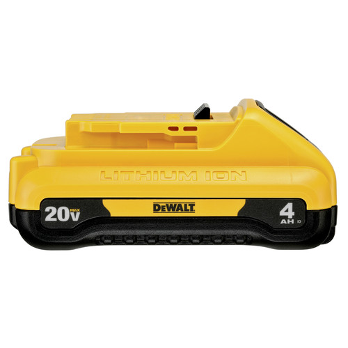 Dewalt DCB240 (1) 20V MAX 4 Ah Compact Lithium-Ion Battery image number 0