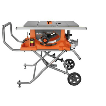 Factory reconditioned ridgid zrr4513 15 amp 10 in portable table factory reconditioned ridgid zrr4513 15 amp 10 in portable table saw with mobile stand keyboard keysfo Images