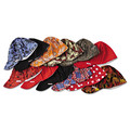 Comeaux 10712 Deep Round Crown Cap, Size: 7 1/2, Assorted Prints