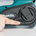 Makita XCU02PTX1 18V X2 (36V) LXT 5.0 Ah Cordless Lithium-Ion Chain Saw and Angle Grinder Combo Kit image number 2