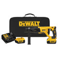 Factory Reconditioned Dewalt DCH133M2R 20V MAX XR Cordless Lithium-Ion 1 in. D-Handle SDS-Plus Rotary Hammer Kit