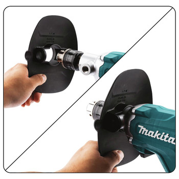 Makita XTU02T 18V LXT Lithium-Ion Brushless 1/2 in. Cordless Mixer Kit (5 Ah) image number 8