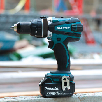 Makita XFD03M 18V LXT Lithium-Ion 1/2 in. Cordless Drill Driver Kit (4 Ah) image number 3