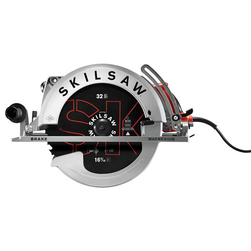 SKILSAW SPT70V-11 16-5/16 in. Magnesium SUPER SAWSQUATCH Worm Drive Saw image number 0
