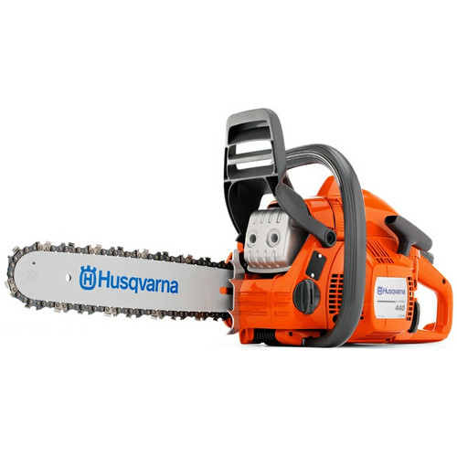 Factory Reconditioned Husqvarna 440 41cc 2.4 HP Gas 18 in. Rear Handle Chainsaw