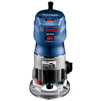Bosch GKF125CEN 1.25 HP Variable Speed Palm Router with LED image number 2