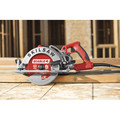 SKILSAW SPT77WML-22 Lightweight Magnesium Worm Drive 7-1/4 in. Circular Saw with Diablo Carbide Blade image number 3