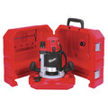 Milwaukee 5616-21 2-1/4 Max HP BodyGrip Router with Case