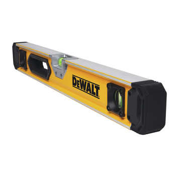Dewalt DWHT43224 24 in. Non-Magnetic Box Beam Level image number 1