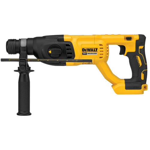 Factory Reconditioned Dewalt DCH133BR 20V MAX Brushless Lithium-Ion SDS Plus 1 in. Cordless D-Handle Rotary Hammer (Tool Only) image number 0