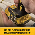 Dewalt DCB203 20V MAX XR 2 Ah Lithium-Ion Compact Battery image number 5