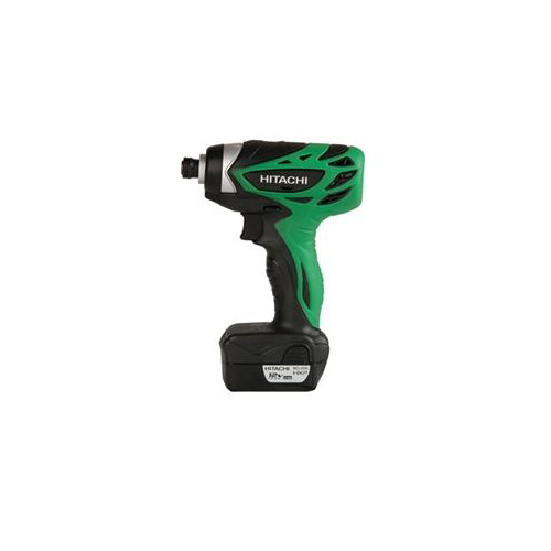 Factory Reconditioned Hitachi WH10DFL 10.8V Cordless HXP Lithium-Ion Micro Impact Driver Kit