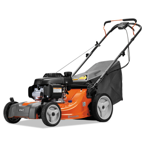 Husqvarna LC221RH 160cc Gas 21 in. Self-Propelled Variable Speed 3-In-1 Lawn Mower