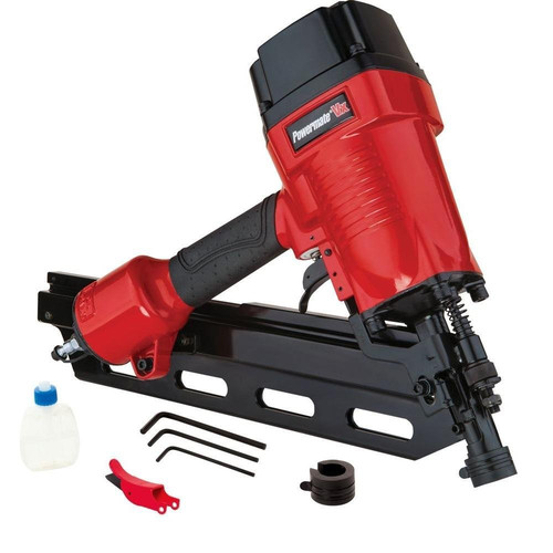 Powermate CHFN35P VX 34 Degree 3-1/2 in. Clipped Head Framing Nailer