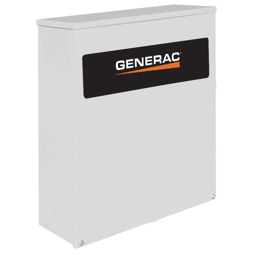 Generac RTSE100A3CSA 100 Amp 120/240V Single Phase Service Rated Transfer Switch