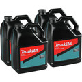 Makita T-03159-4 1 Gallon Winter Mix Bar and Chain Oil (4 Pc)