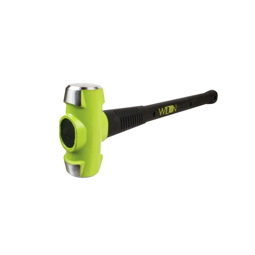 Wilton 21030 10 lbs. BASH Sledge Hammer with 30 in. Unbreakable Handle image number 0