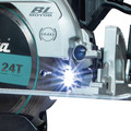 Makita XSH05ZB 18V LXT Lithium-Ion Sub-Compact Brushless 6-1/2 in. Circular Saw, AWS Capable (Tool Only) image number 9