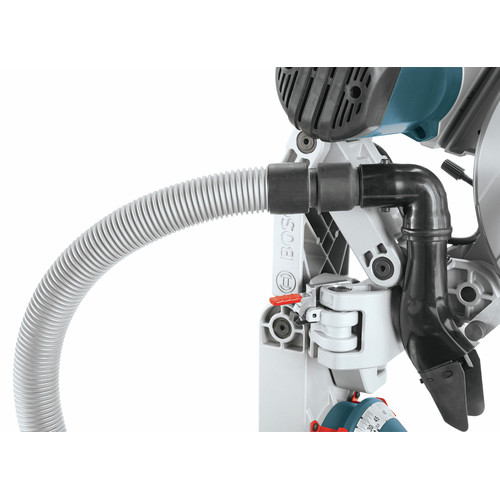 Factory Reconditioned Bosch GCM12SD-RT 12 in. Dual-Bevel Glide Miter Saw image number 8
